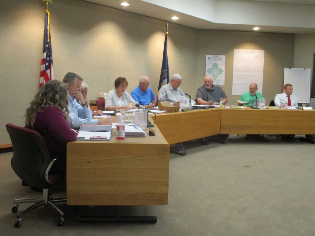 (AUDIO) Update given on Water Issue, Water Rate Study Review done at West Point City Council Meeting