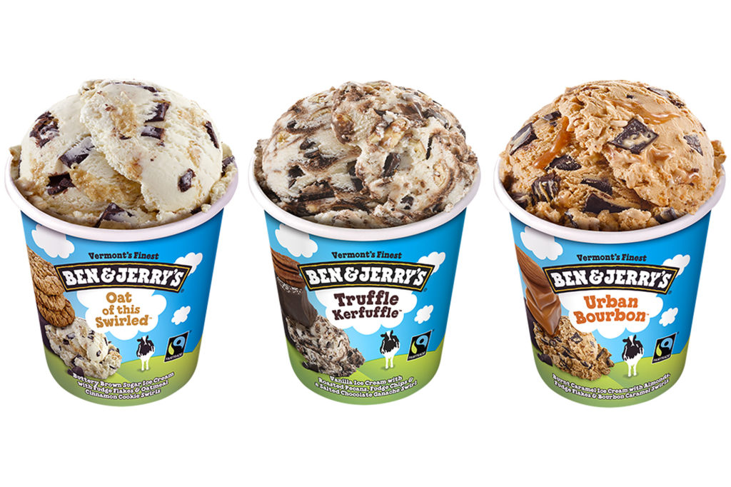 Ben & Jerry's sued over 'happy cow' characterization
