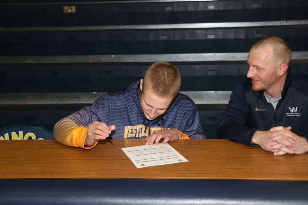 WNCC basketball signs Hastings' Connor Creech