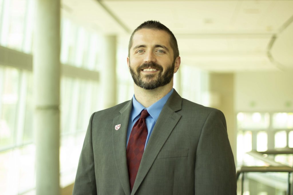 UNMC names Shaun Grammer new director of Division of Physician Assistant Education