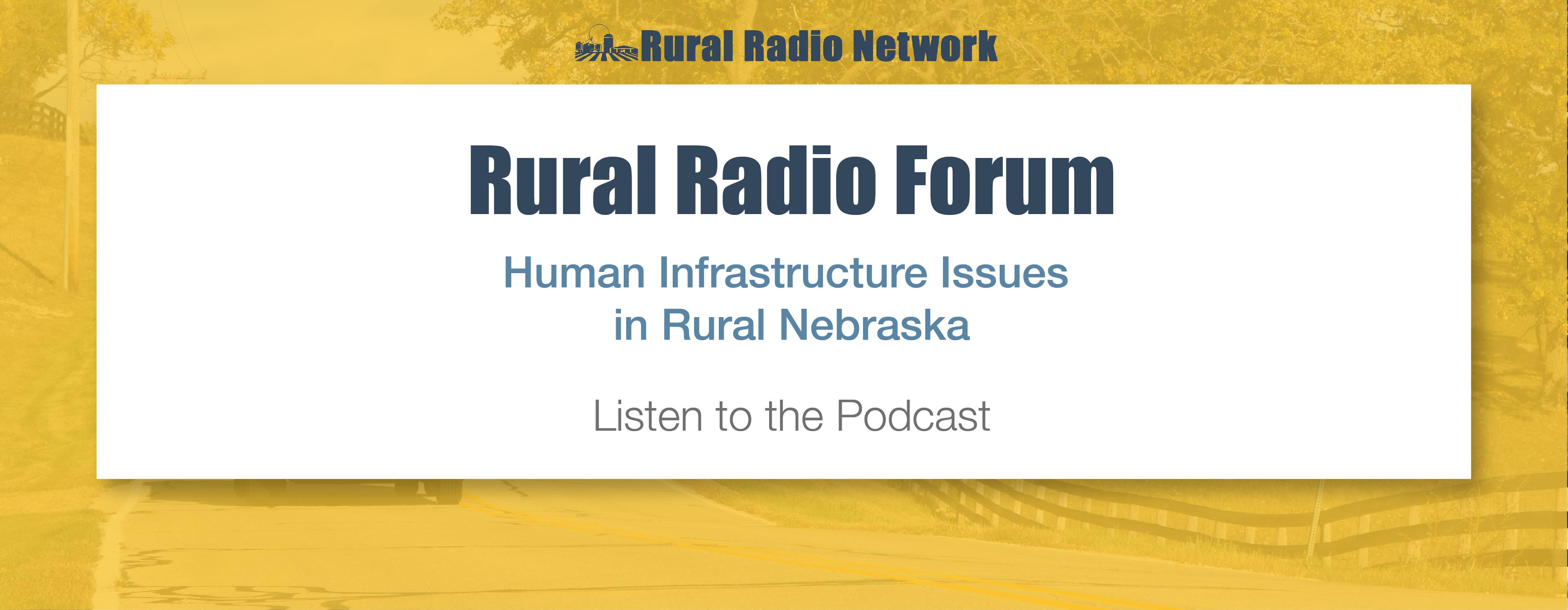 Rural Radio Forum