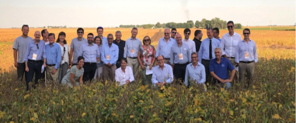 Southern European Soy Importers Experience U.S. Sustainability and Infrastructure During Trade Visit to U.S.