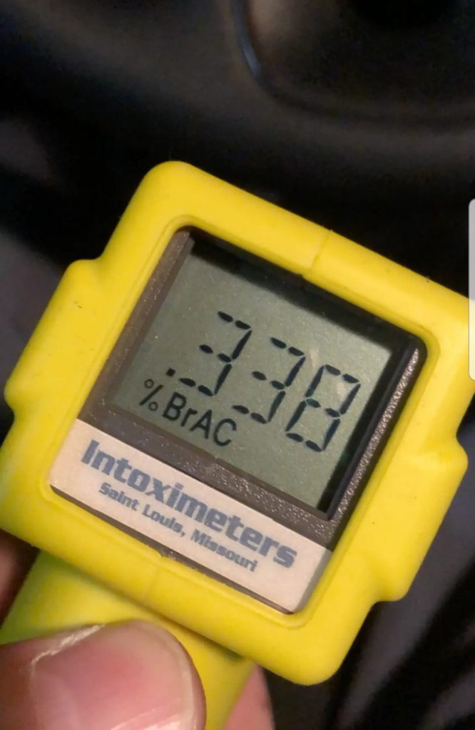 Troopers Continue DUI Enforcement through Holiday Season