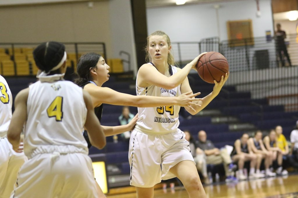 No. 10 WNCC women top Central Wyoming for 12th win