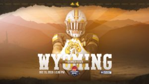Wyoming invited to Nova Home Loans Arizona Bowl