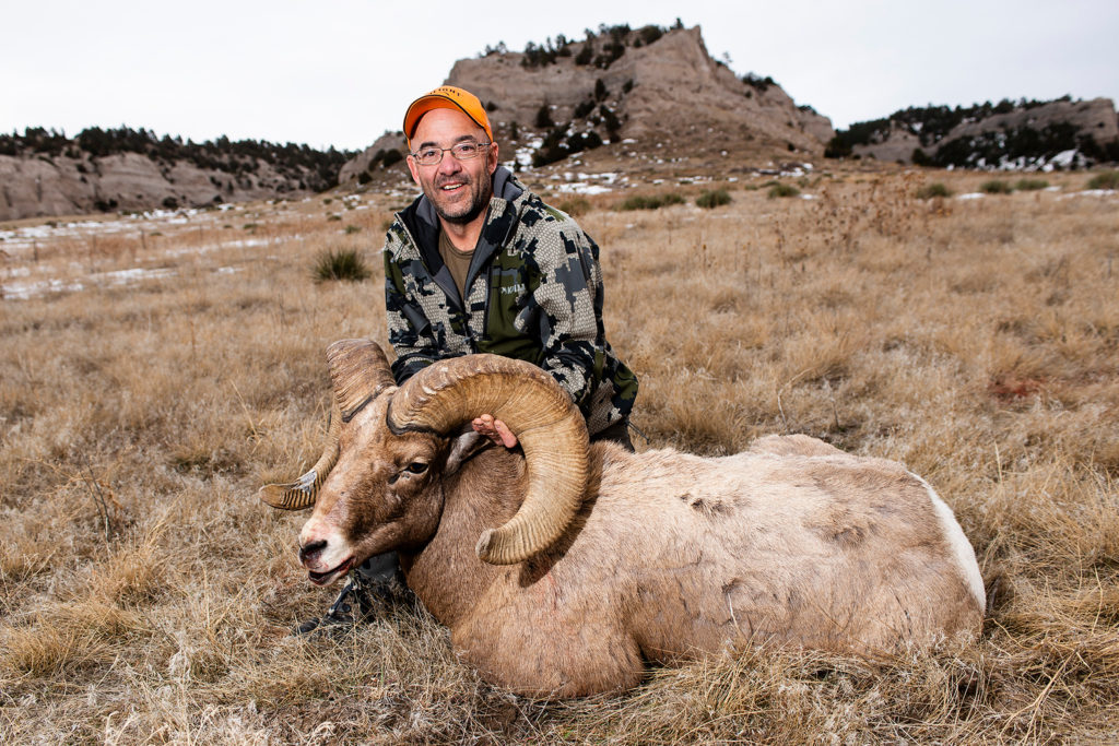 Nebraska Bighorn Sheep Hunters Successful as 2019 Season Comes to Close