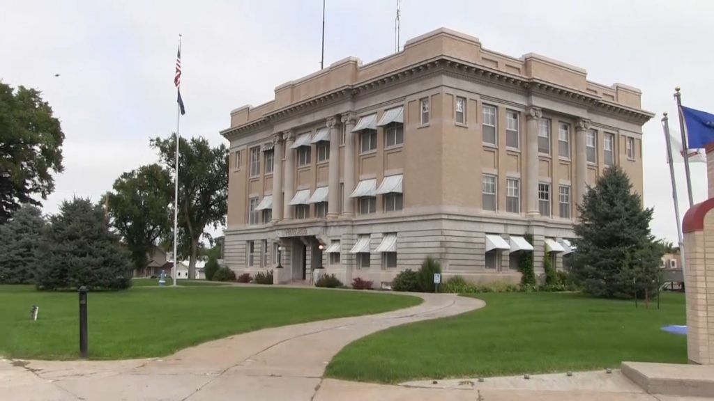 Upgrades Underway at Box Butte Co. Courthouse as Commissioners Approve Up To $3.2 Million in Bonds