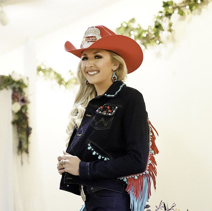 Miss Rodeo Nebraska finishes in top three at national pageant