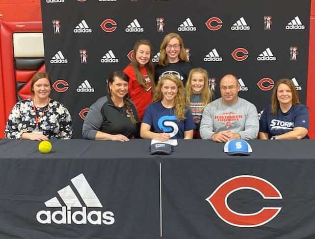 Cargill Signs With SCC Softball