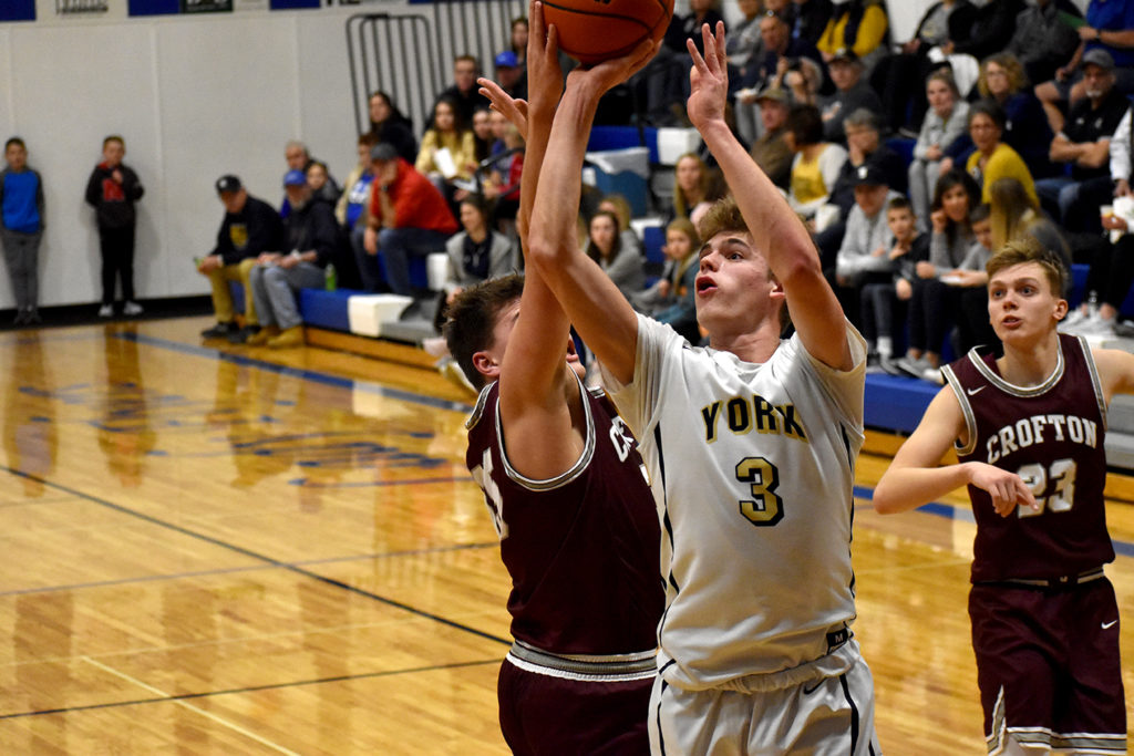York Duke Girls Fall For First Time, Boys To Play In Holiday Tournament Title