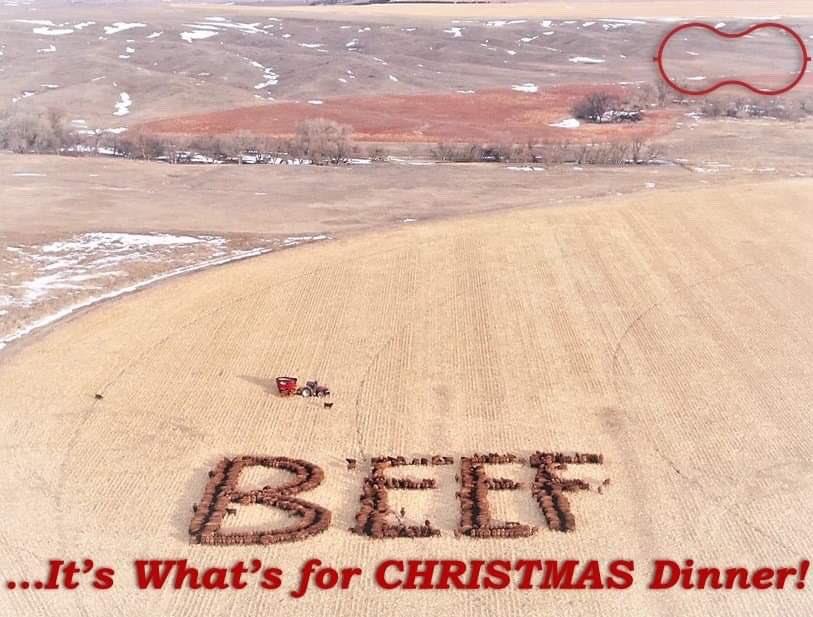 Nebraska rancher gets creative with feed wagon