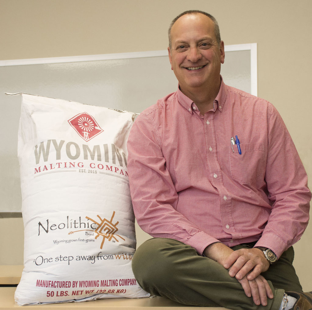 Extension researchers test ancient grains development in Wyoming