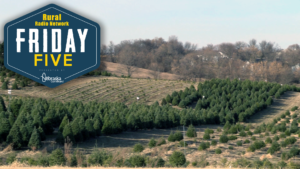 VIDEO: Growing Christmas Trees in the Midwest! Friday Five (12/6/19)