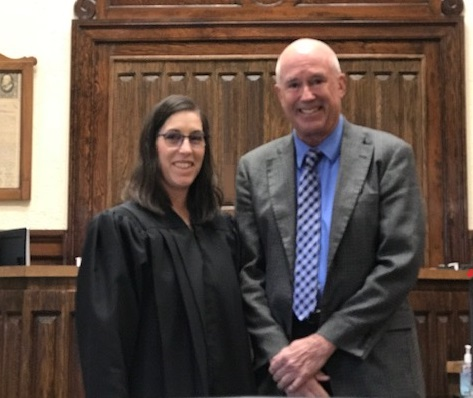 New Scotts Bluff County Public Defender Takes Office