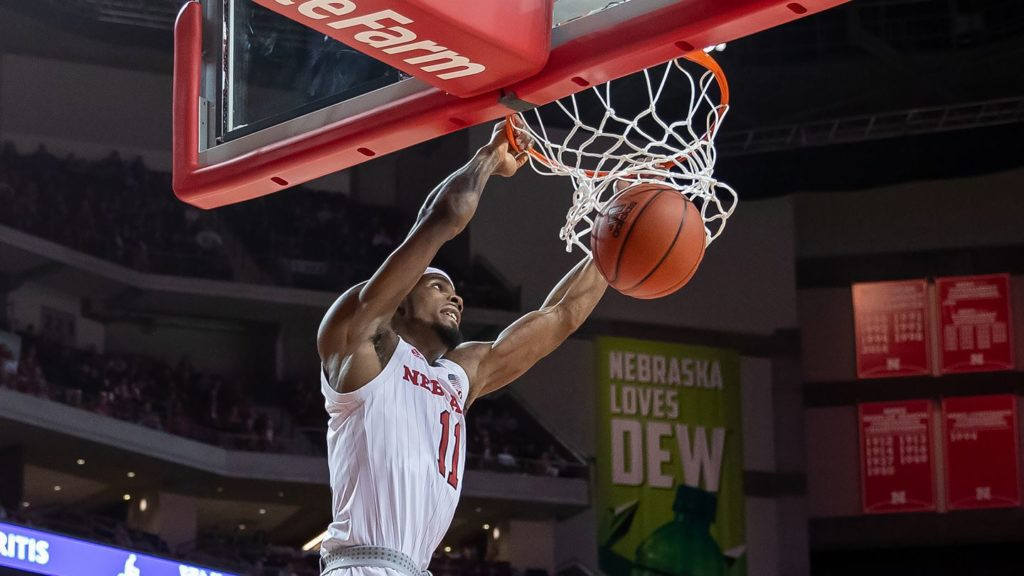 Huskers Finish Non Conference With Big Win