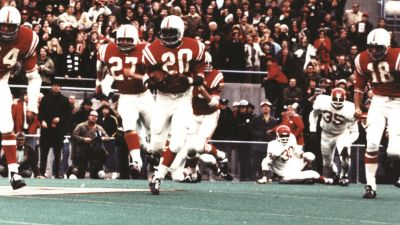 Three Huskers Named To All Time List