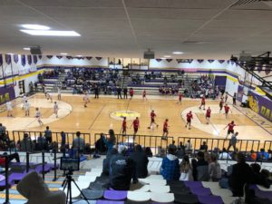 Scottsbluff splits games vs. Campbell County in Gillette
