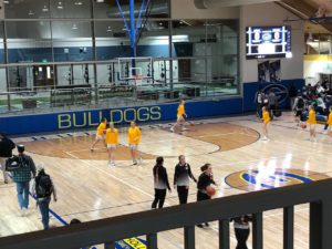 Thyne hits game winner to give Mitchell a split against Gering