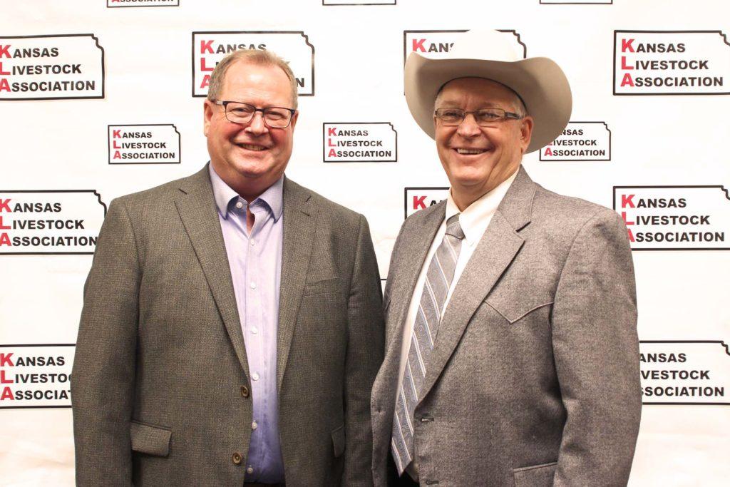 Moser, Kuckelman Elected to KLA Leadership Postions