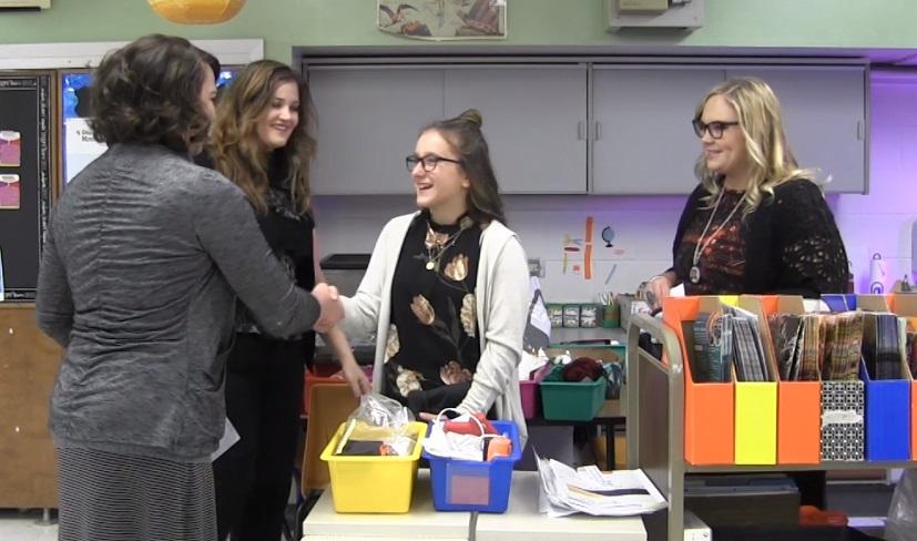 Bayard 6th Grader Kali Hopkins Named PVC Star Student of the Week