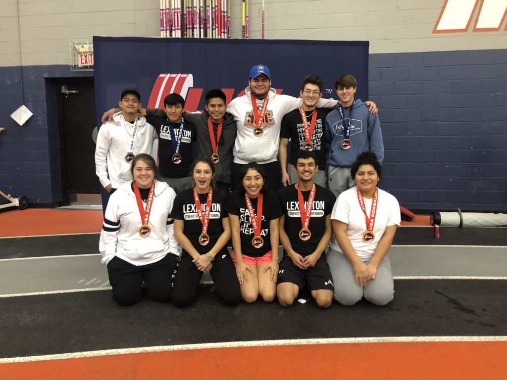 Lexington Power Lifters Headed To Nationals