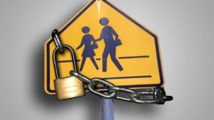 Sandhills Public Schools in lock out for part of Monday