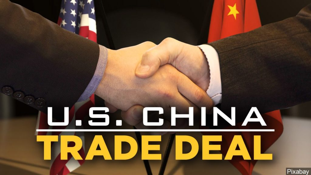 USDA and USTR Announce Progress on Implementation of U.S.-China Phase One Agreement