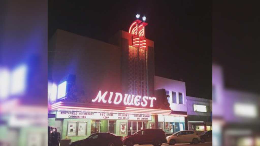 Wrecking a 'Mini-Midwest Theater' to Raise Funds to Repair Marquee