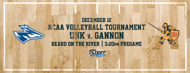 UNK Volleyball_12/12_River_NCAA