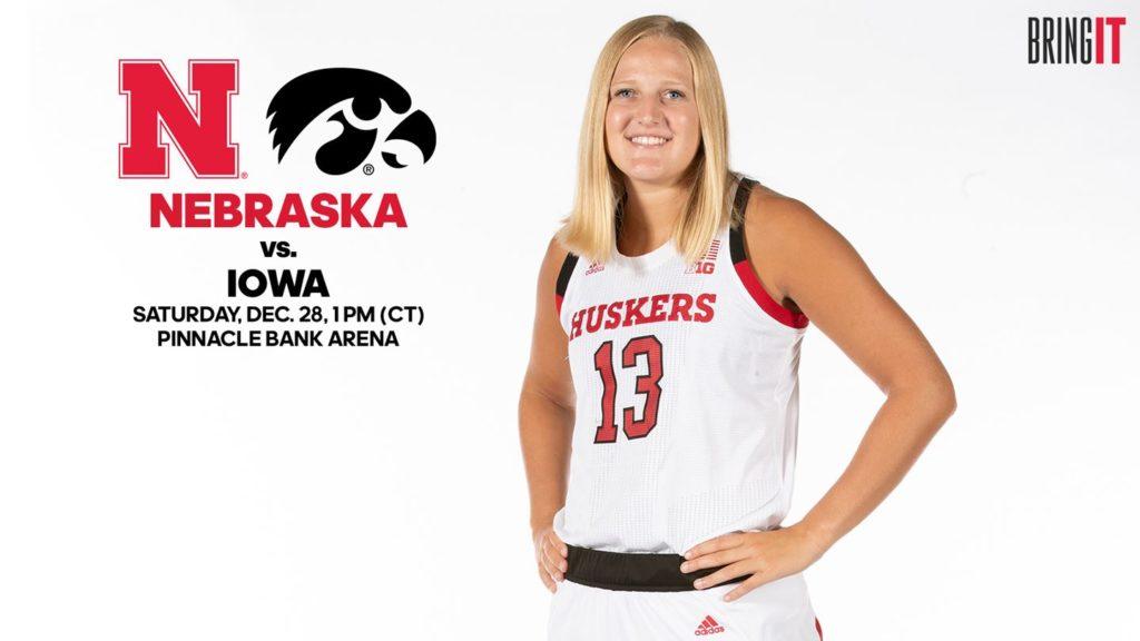 Nebraska opens Big Ten play with Iowa
