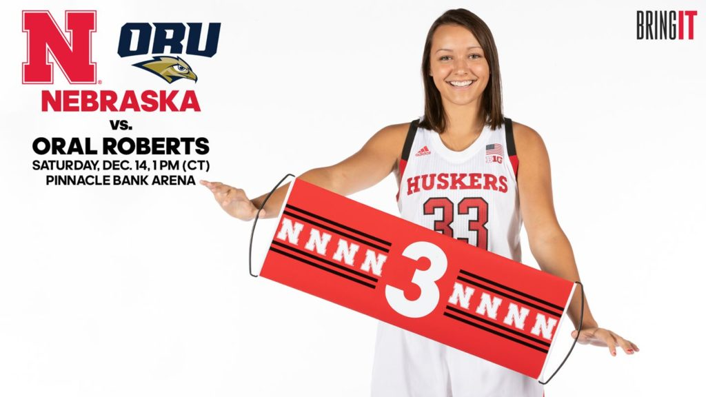 Huskers take on Golden Eagles Saturday