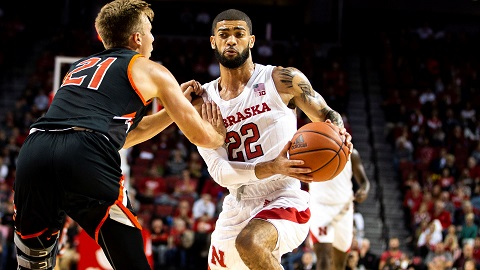Husker Men lose to Yellow Jackets in Big Ten/ACC Challenge