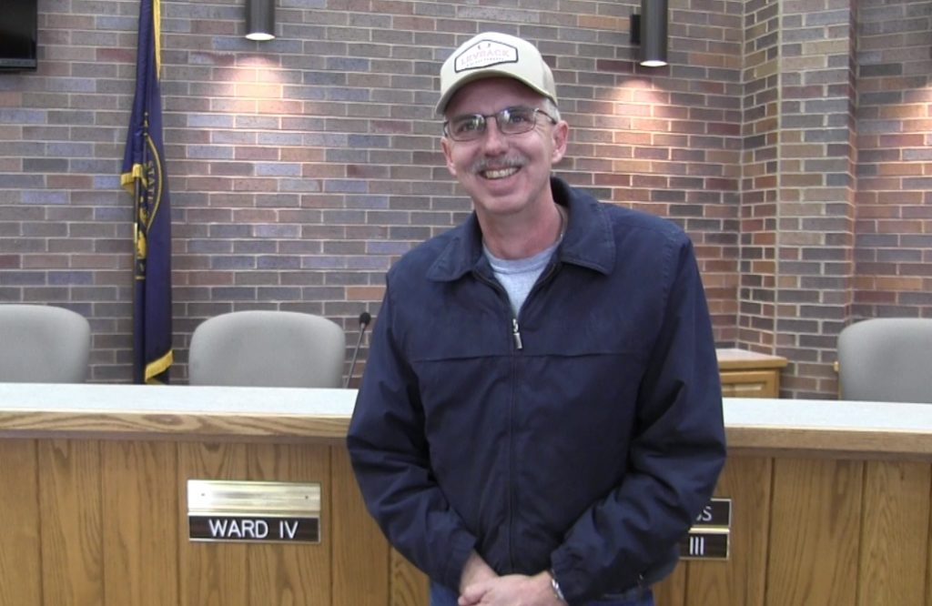Parrish Abel Selected to Serve on Gering City Council