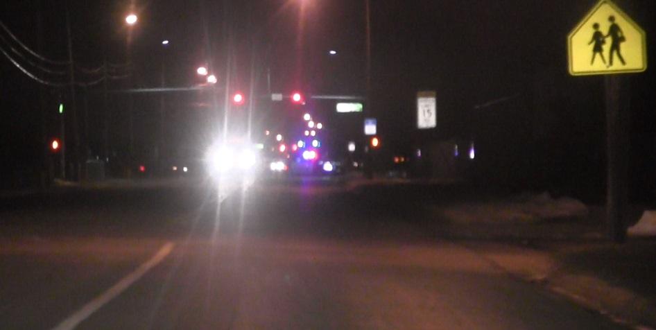 Bluffs Woman Injured in Vehicle vs. Pedestrian Accident