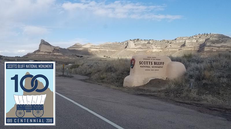 Scotts Bluff National Monument 100th Anniversary Celebration