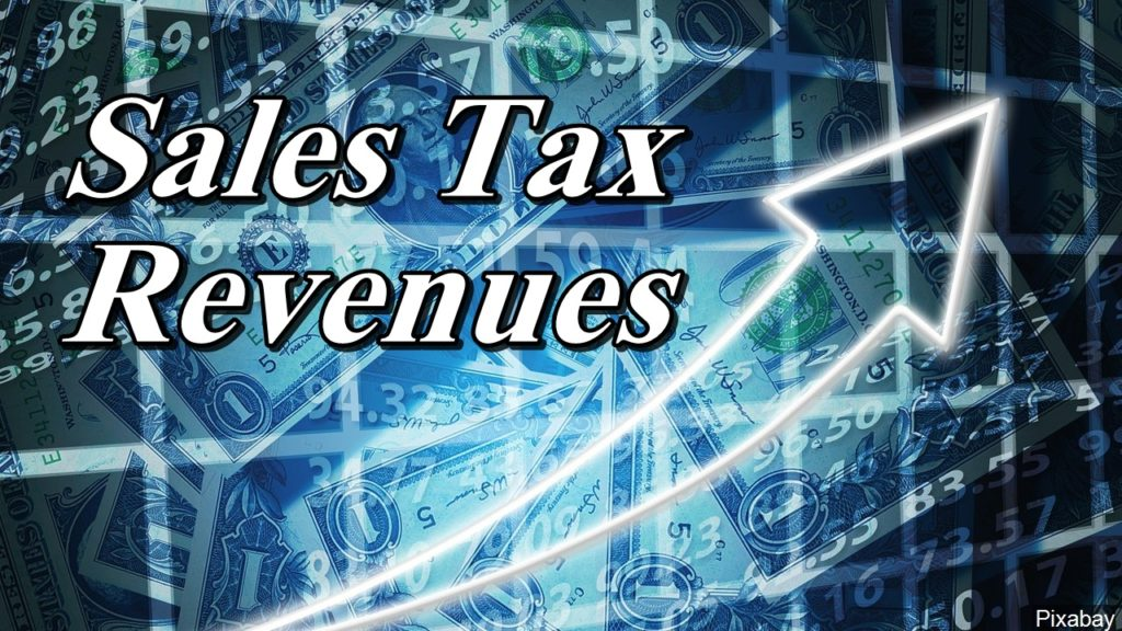 City of Scottsbluff Anticipates Increase In Sales Tax Revenues