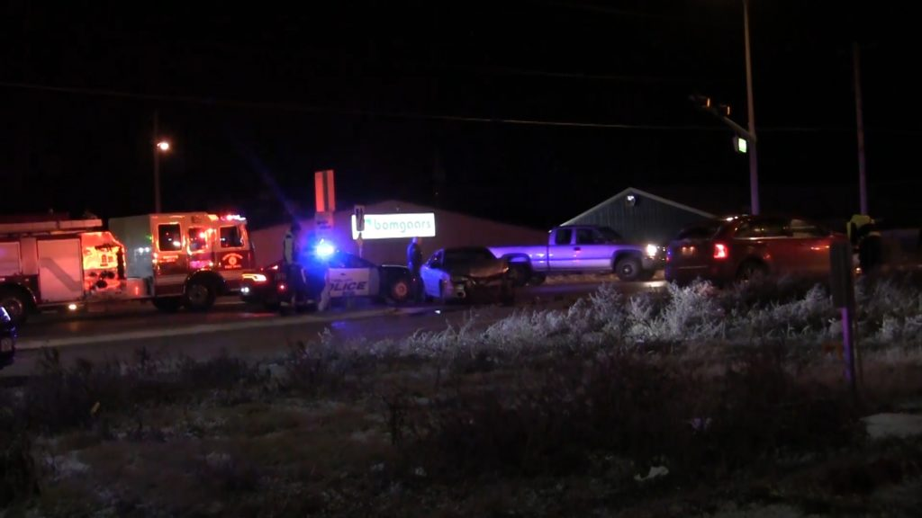 No Injuries Following Early Monday Morning Accident in Scottsbluff