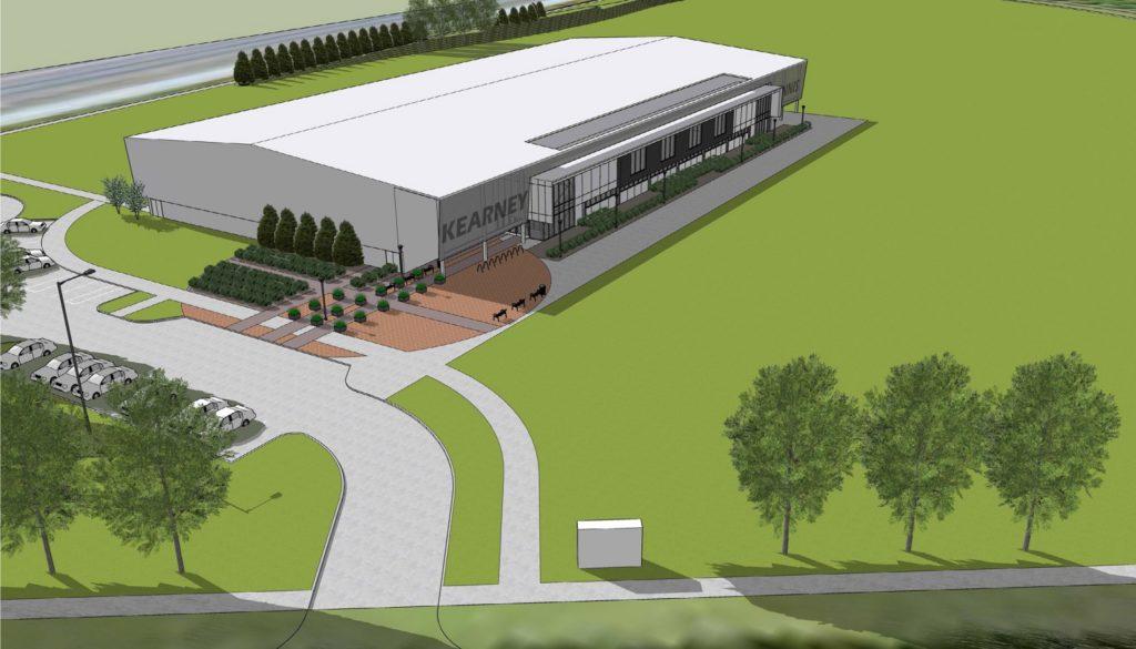 Board of Regents approves indoor tennis complex at UNK