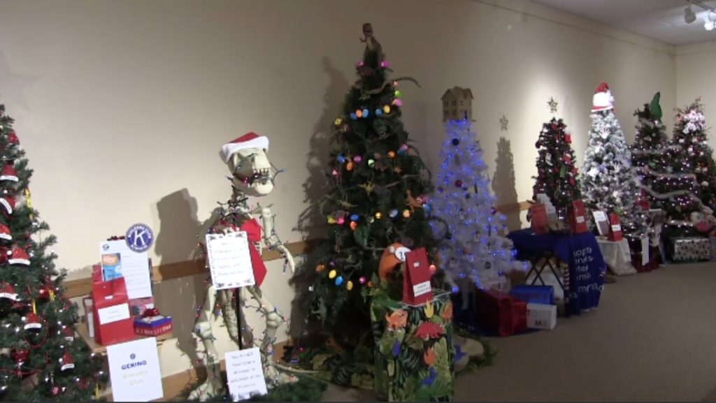 Trees Along The Trail Decorating Contest Winners Announced