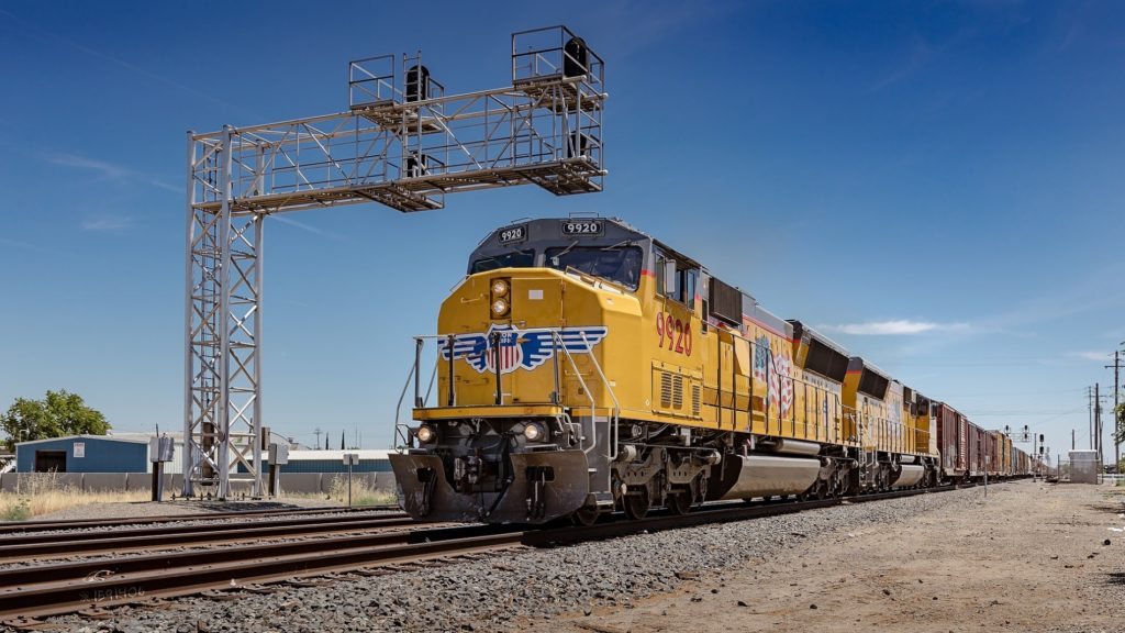 Union Pacific Announces New Marketing and Sales Organizational Structure