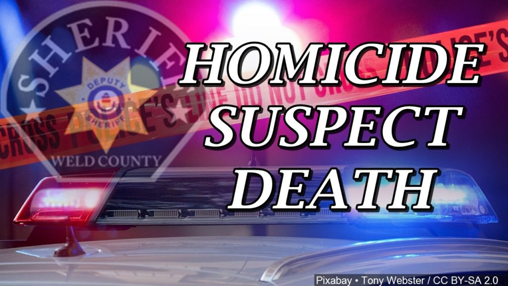 Illinois homicide suspect dies after Colorado police pursuit