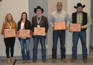 Nebraska Cattlemen Recognizes the 2018 Graduating YCC Class