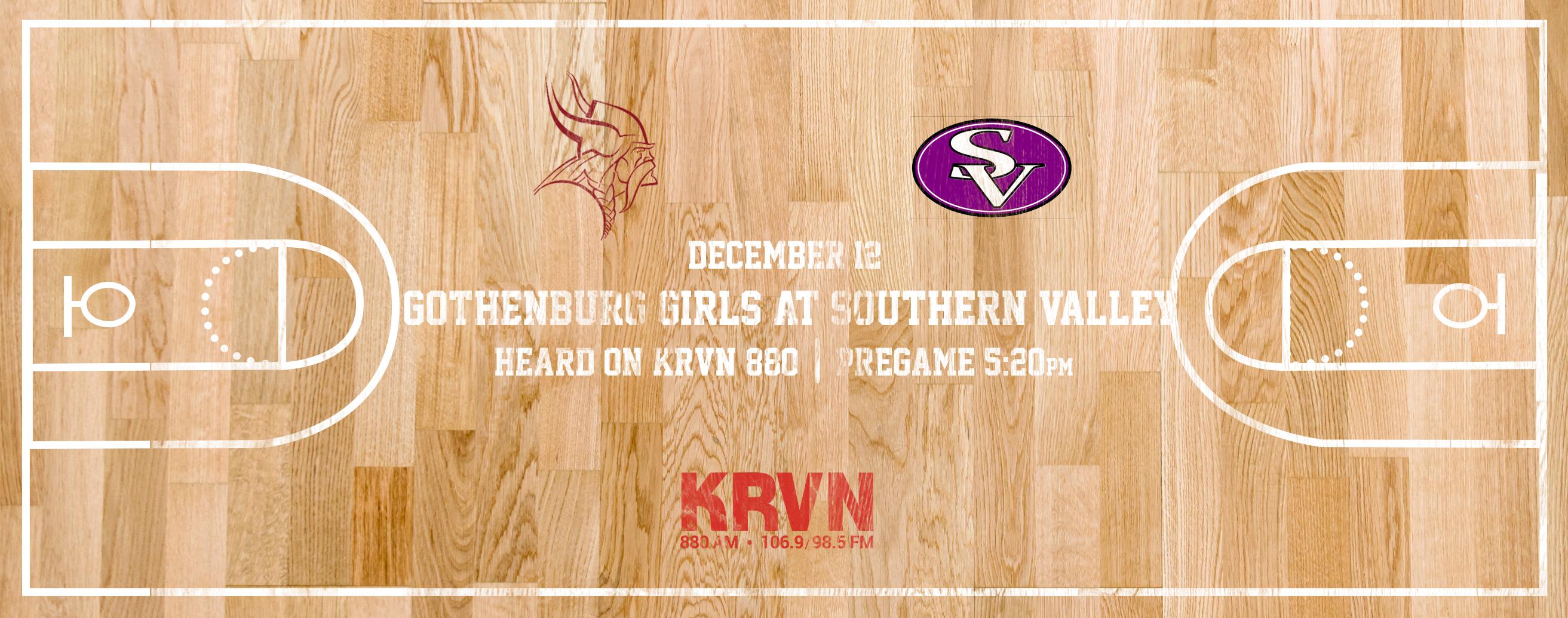 HS Basketball: KRVN AM Girls