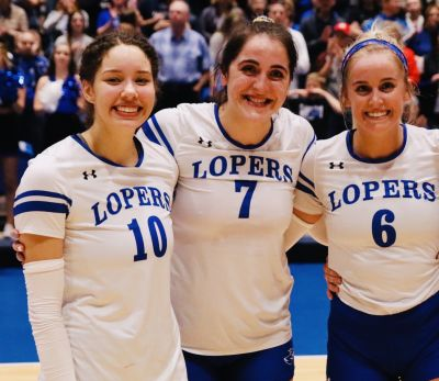 Lopers Pick Up Big Honors
