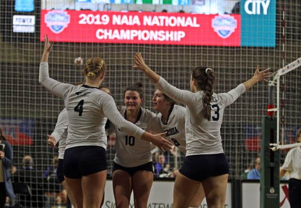 Noyd, '19 Dawgs make history with program's first national tourney win