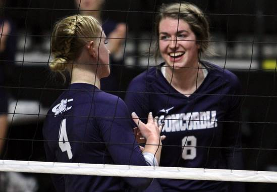 Bulldogs overpower Spires, move to 2-0 in pool play