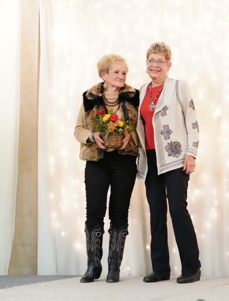 Swanson Inducted into Miss Rodeo America Hall of Fame