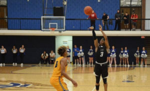 Berry's last-second three gives Panthers win over (RV) Kansas Wesleyan