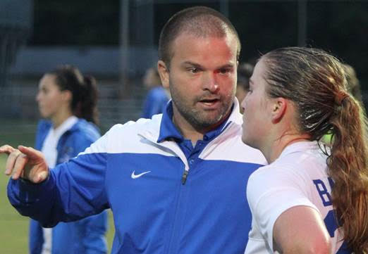 Goines chosen to lead women's soccer program