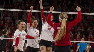 Wisconsin Ends Nebraska's Postseason Run
